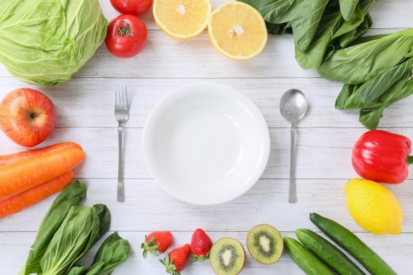 ダイエットには、食事制限?正しい食事の気を付け方